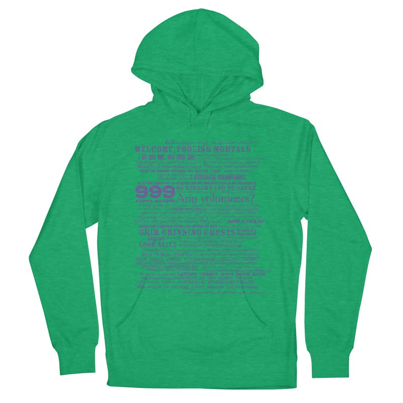 I am your Host, your Ghost Host... (Dark) Women's Pullover Hoody by actualchad's Artist Shop