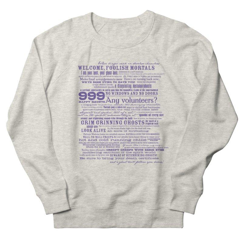 I am your Host, your Ghost Host... (Dark) Women's Sweatshirt by actualchad's Artist Shop