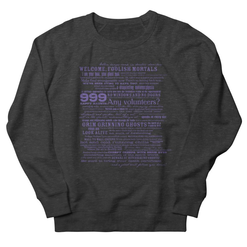 I am your Host, your Ghost Host... (Dark) Men's Sweatshirt by actualchad's Artist Shop