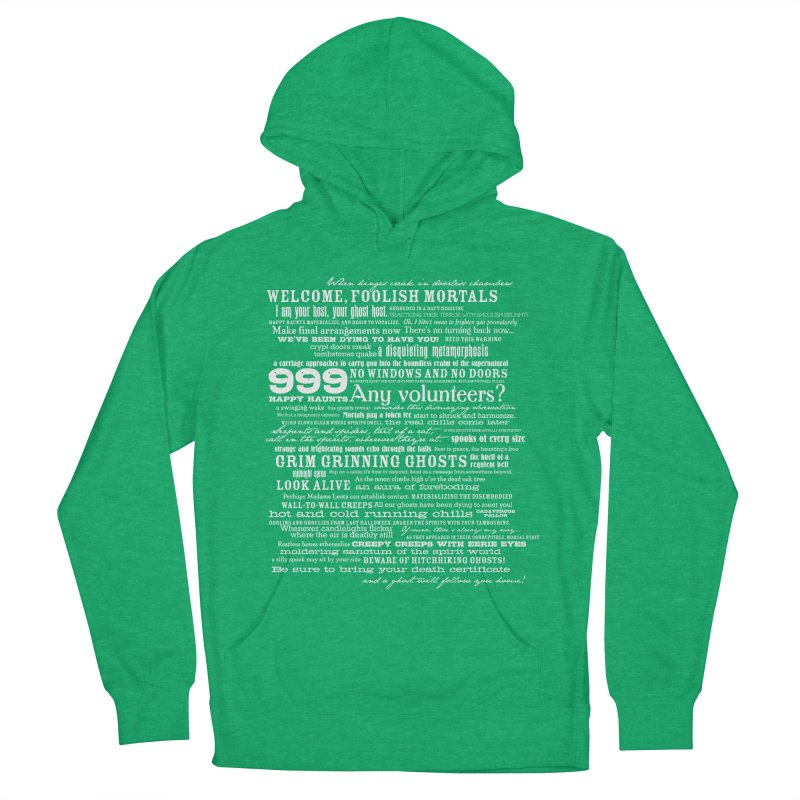 I am your Host, your Ghost Host... (Light) Women's Pullover Hoody by actualchad's Artist Shop