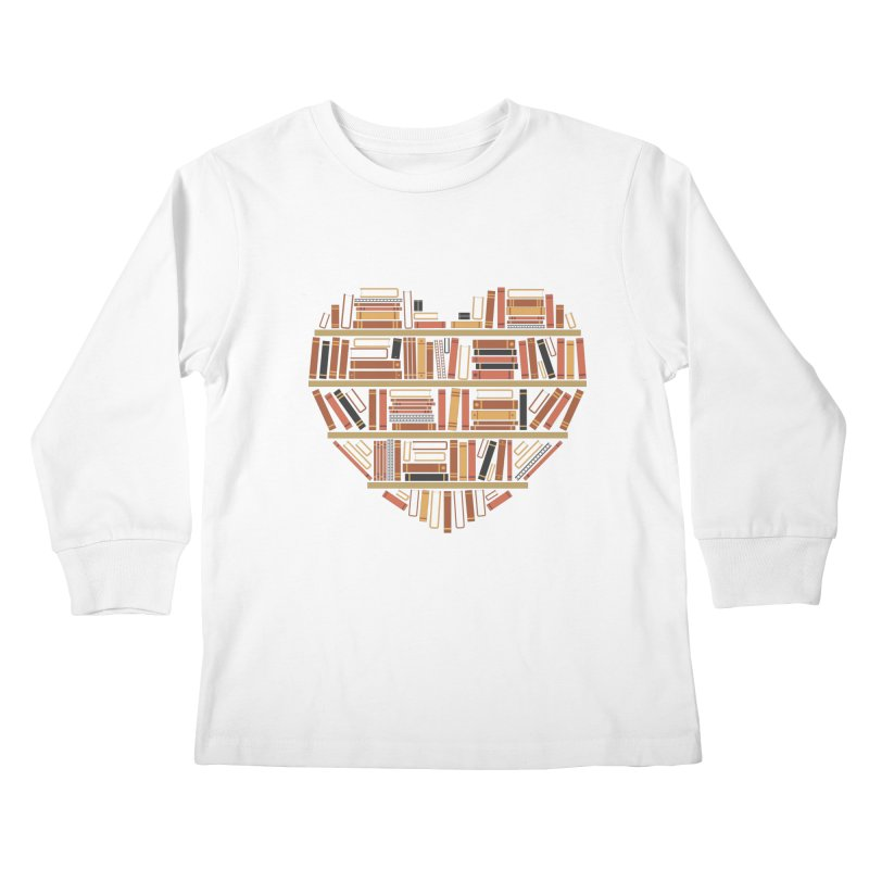 I Heart Books   by ACWE Artist Shop