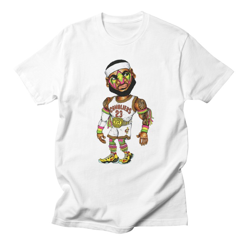 Lebrontimate Warrior Women's Unisex T-Shirt by Adam Ballinger Artist Shop
