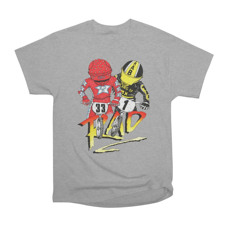 Stay Rad Men's Classic T-Shirt by Adam Ballinger Artist Shop