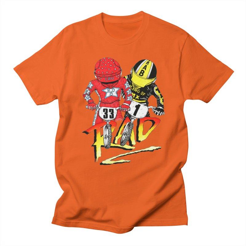 Stay Rad Women's Unisex T-Shirt by Adam Ballinger Artist Shop