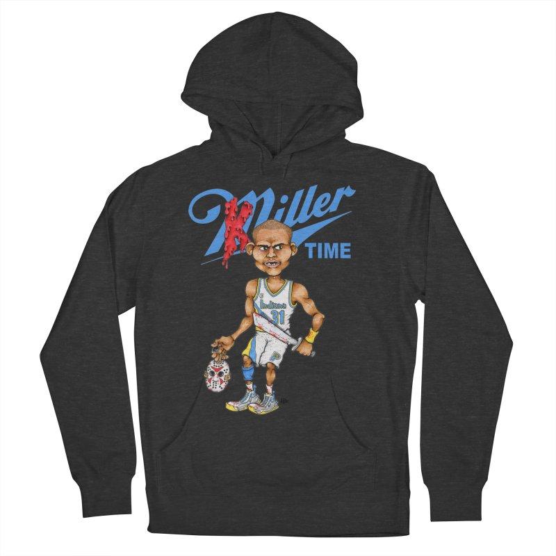 Killer Time Men's Pullover Hoody by Adam Ballinger Artist Shop