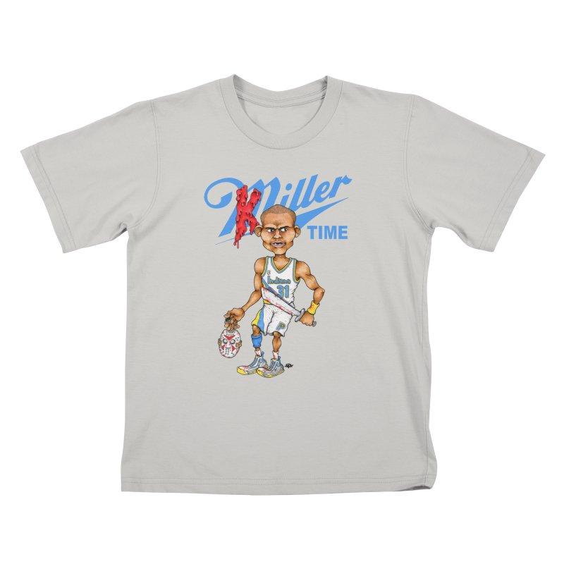 Killer Time Kids T-shirt by Adam Ballinger Artist Shop