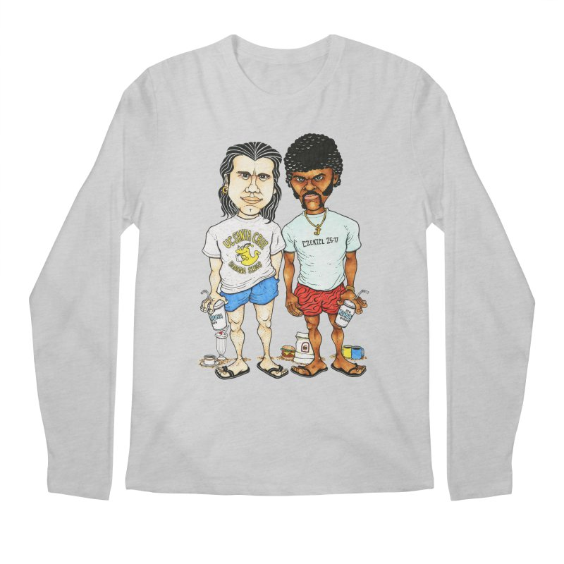 Royals With Cheese Men's Longsleeve T-Shirt by Adam Ballinger Artist Shop