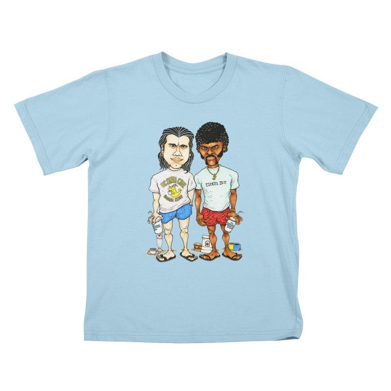 Royals With Cheese Kids T-shirt by Adam Ballinger Artist Shop