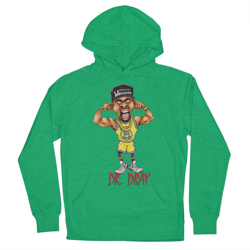 Dray Day Men's Pullover Hoody by Adam Ballinger Artist Shop