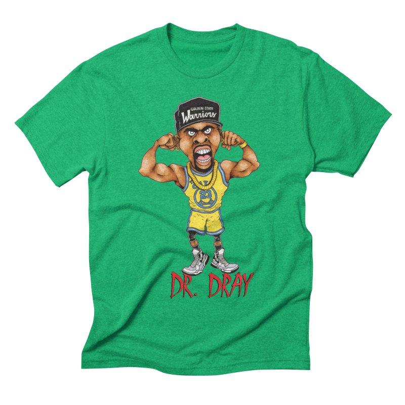 Dray Day Men's Triblend T-shirt by Adam Ballinger Artist Shop