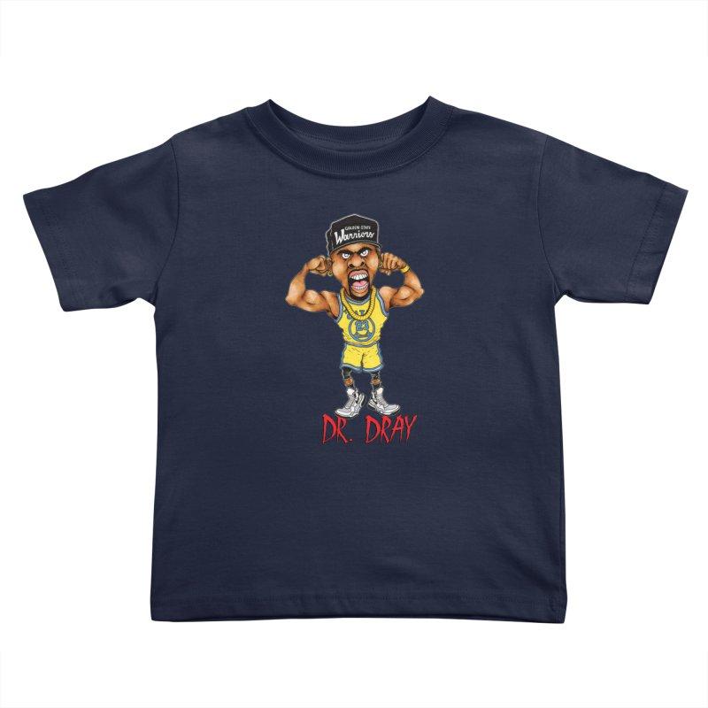 Dray Day Kids Toddler T-Shirt by Adam Ballinger Artist Shop