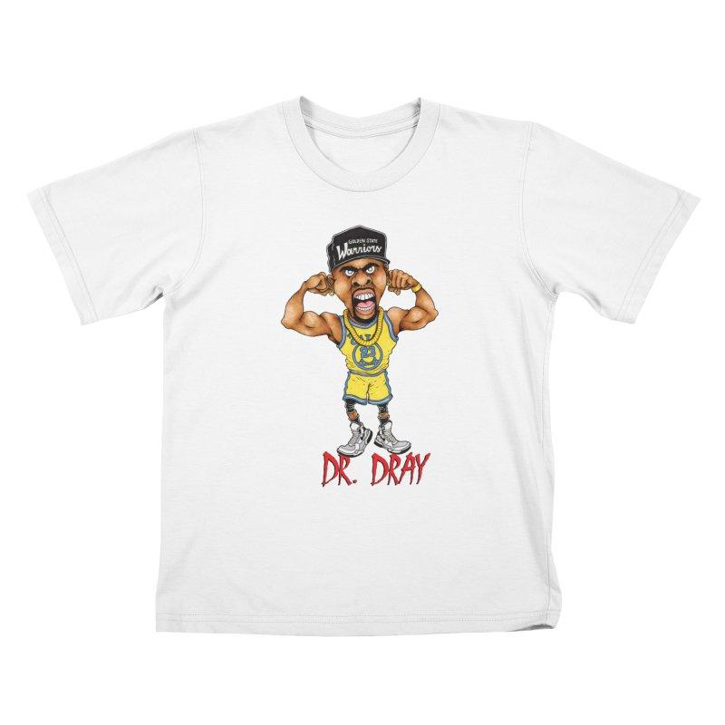 Dray Day Kids T-shirt by Adam Ballinger Artist Shop