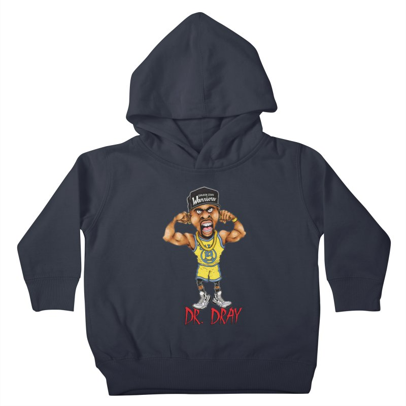 Dray Day Kids Toddler Pullover Hoody by Adam Ballinger Artist Shop