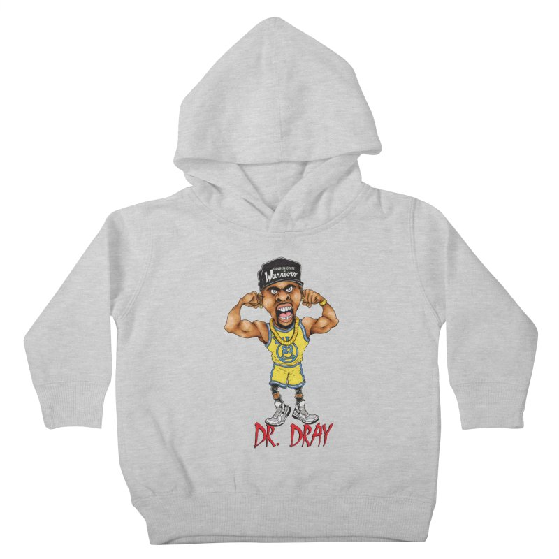 Dray Day Kids Toddler Pullover Hoody by Adam Ballinger Art