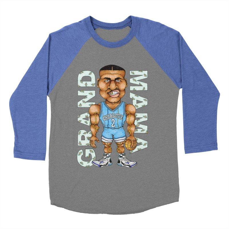 React Juice Men's Baseball Triblend T-Shirt by Adam Ballinger Artist Shop
