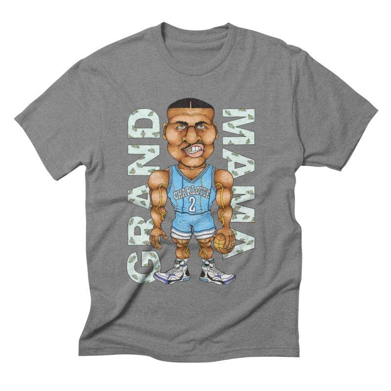 React Juice Men's Triblend T-shirt by Adam Ballinger Artist Shop