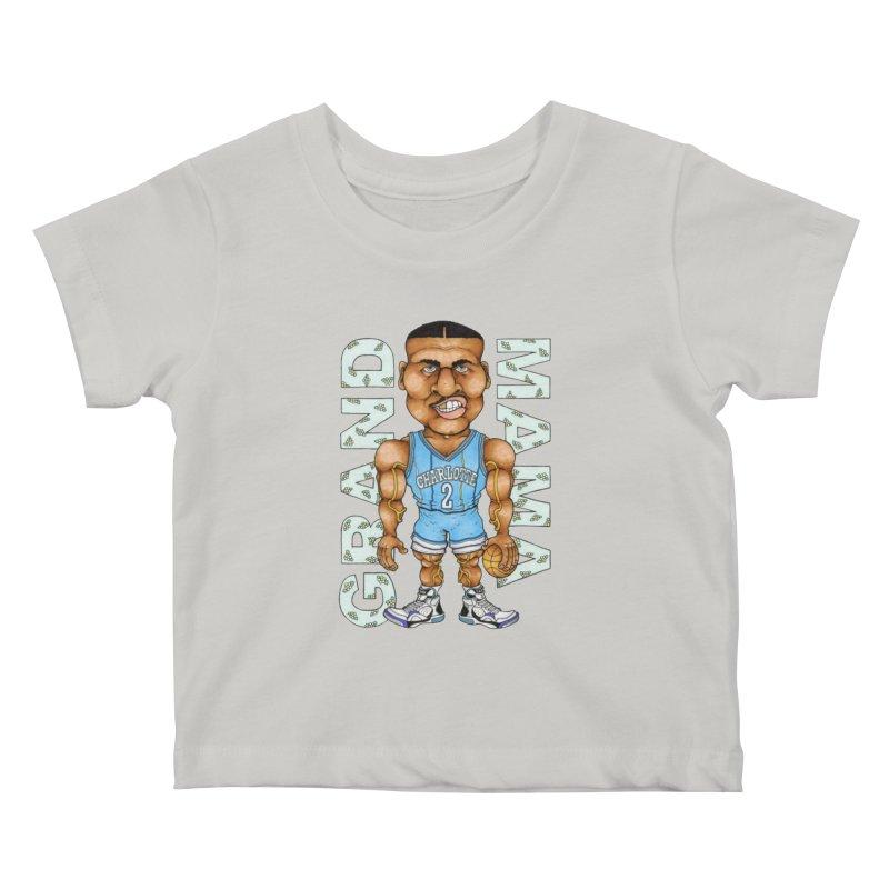 React Juice Kids Baby T-Shirt by Adam Ballinger Artist Shop