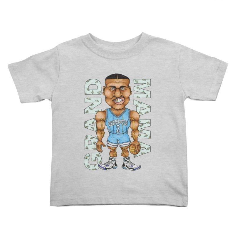 React Juice Kids Toddler T-Shirt by Adam Ballinger Artist Shop