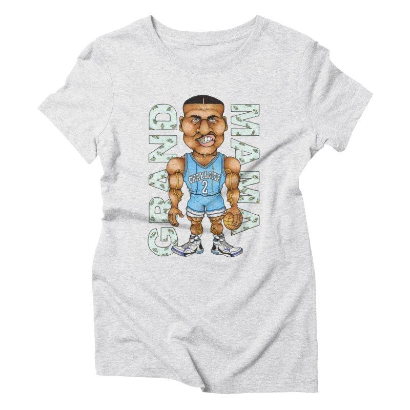 React Juice Women's Triblend T-shirt by Adam Ballinger Artist Shop