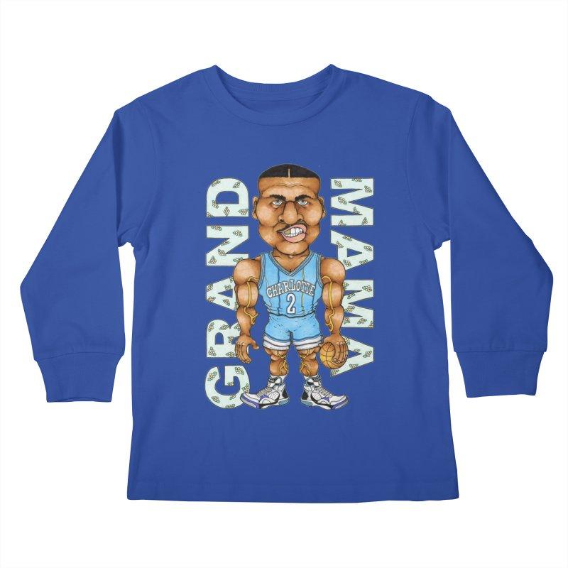 React Juice Kids Longsleeve T-Shirt by Adam Ballinger Artist Shop