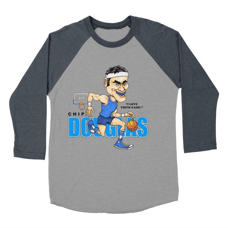 Cable Guy Women's Baseball Triblend T-Shirt by Adam Ballinger Artist Shop