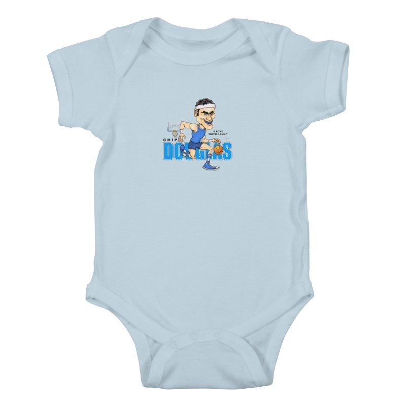 Cable Guy Kids Baby Bodysuit by Adam Ballinger Artist Shop