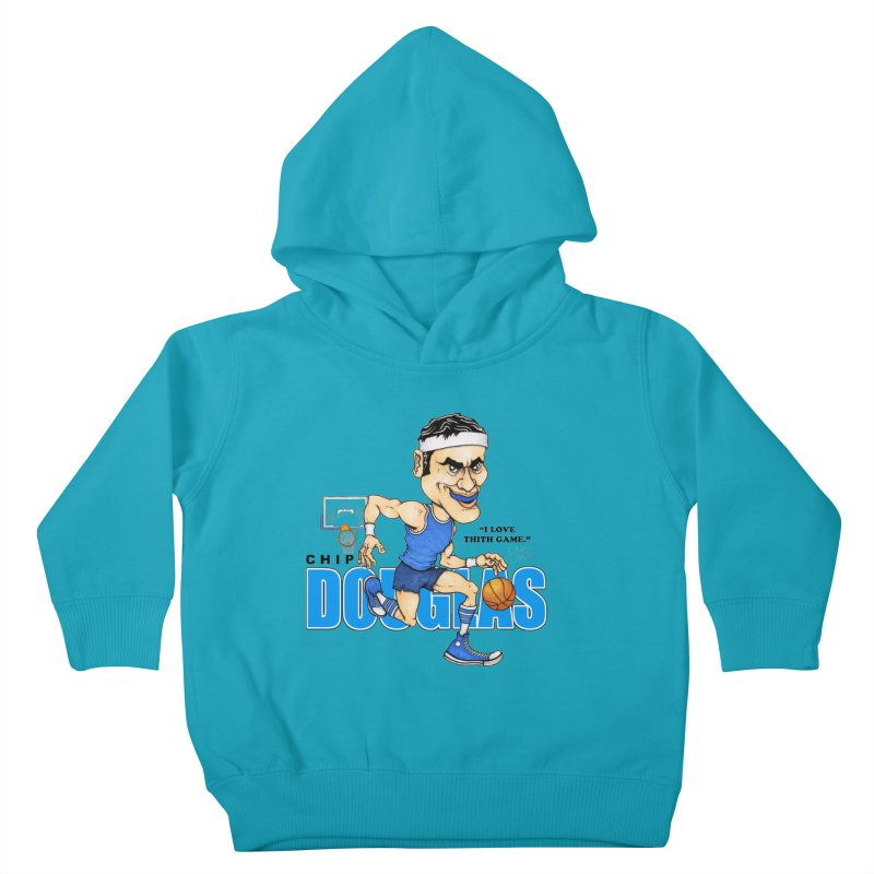 Cable Guy Kids Toddler Pullover Hoody by Adam Ballinger Artist Shop