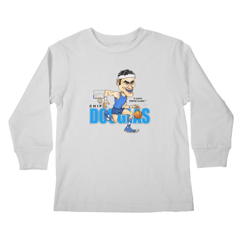 Cable Guy Kids Longsleeve T-Shirt by Adam Ballinger Artist Shop