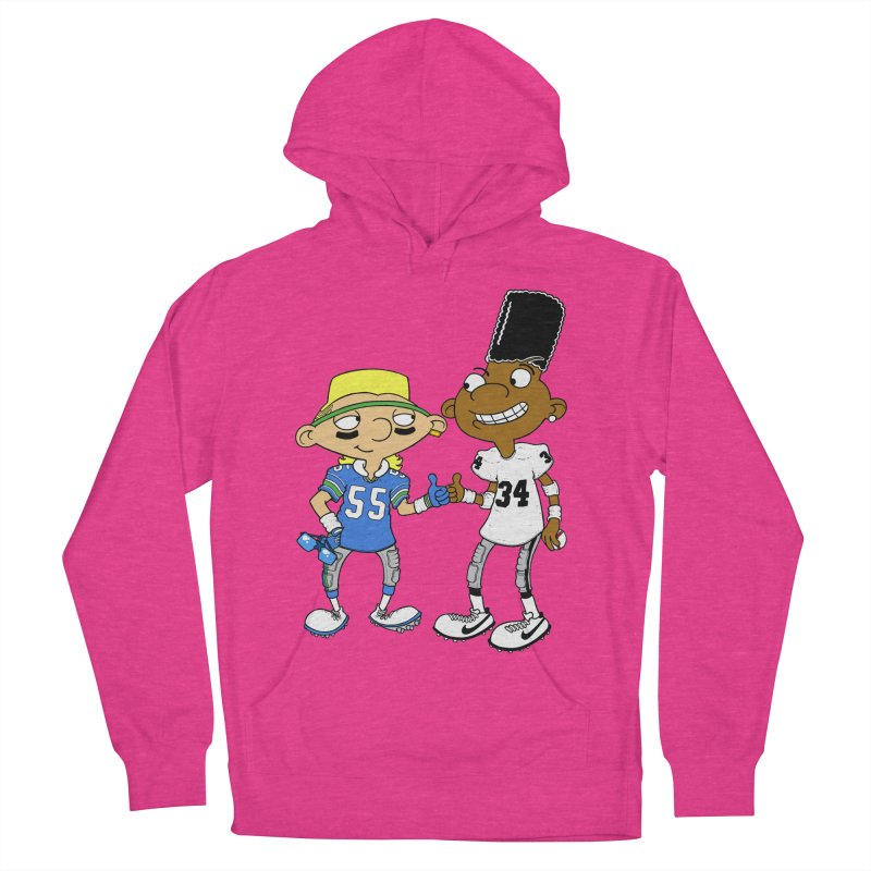 Hey Bo n' Boz Men's Pullover Hoody by Adam Ballinger Artist Shop