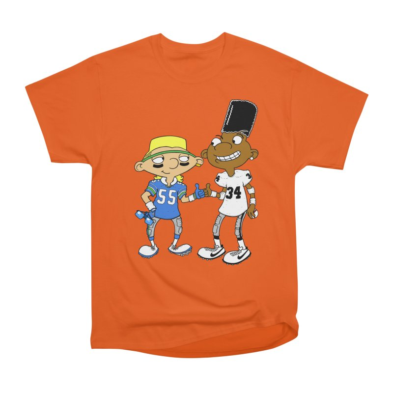 Hey Bo n' Boz Men's Classic T-Shirt by Adam Ballinger Artist Shop