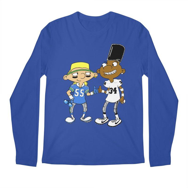 Hey Bo n' Boz Men's Longsleeve T-Shirt by Adam Ballinger Artist Shop