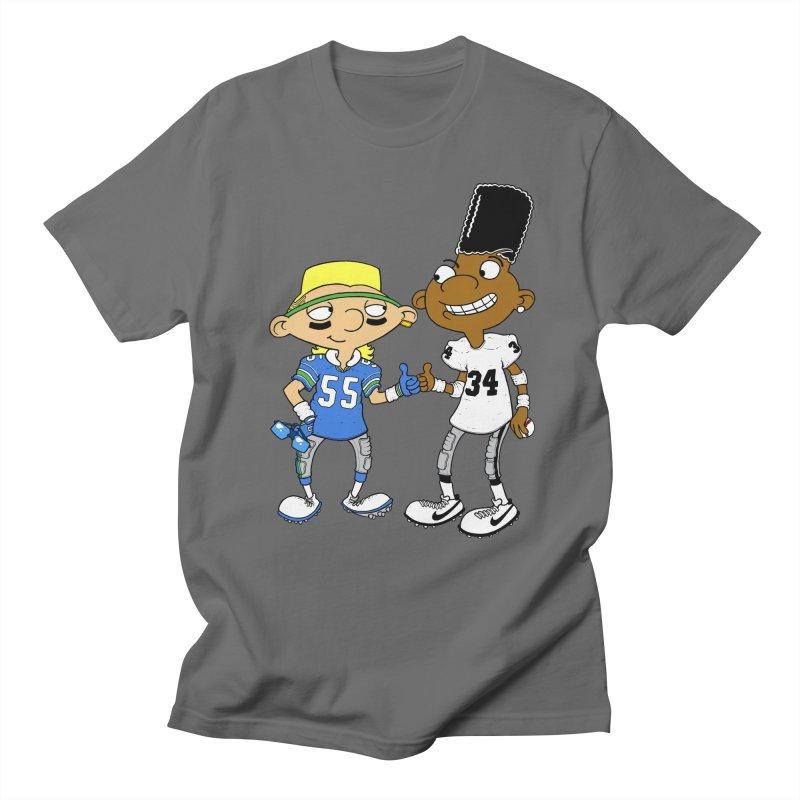 Hey Bo n' Boz Men's T-shirt by Adam Ballinger Artist Shop