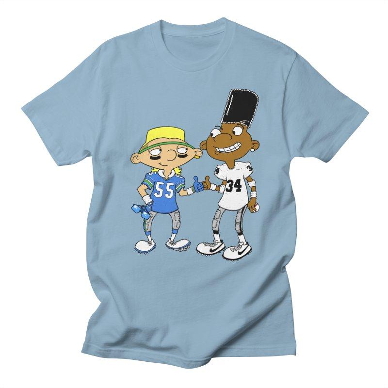 Hey Bo n' Boz Women's Unisex T-Shirt by Adam Ballinger Artist Shop