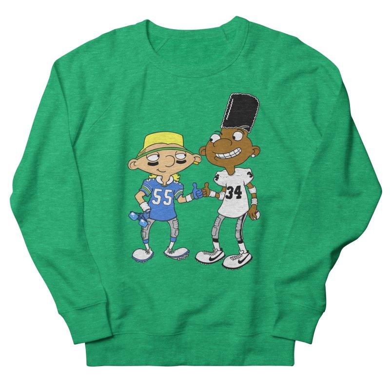Hey Bo n' Boz Women's Sweatshirt by Adam Ballinger Artist Shop