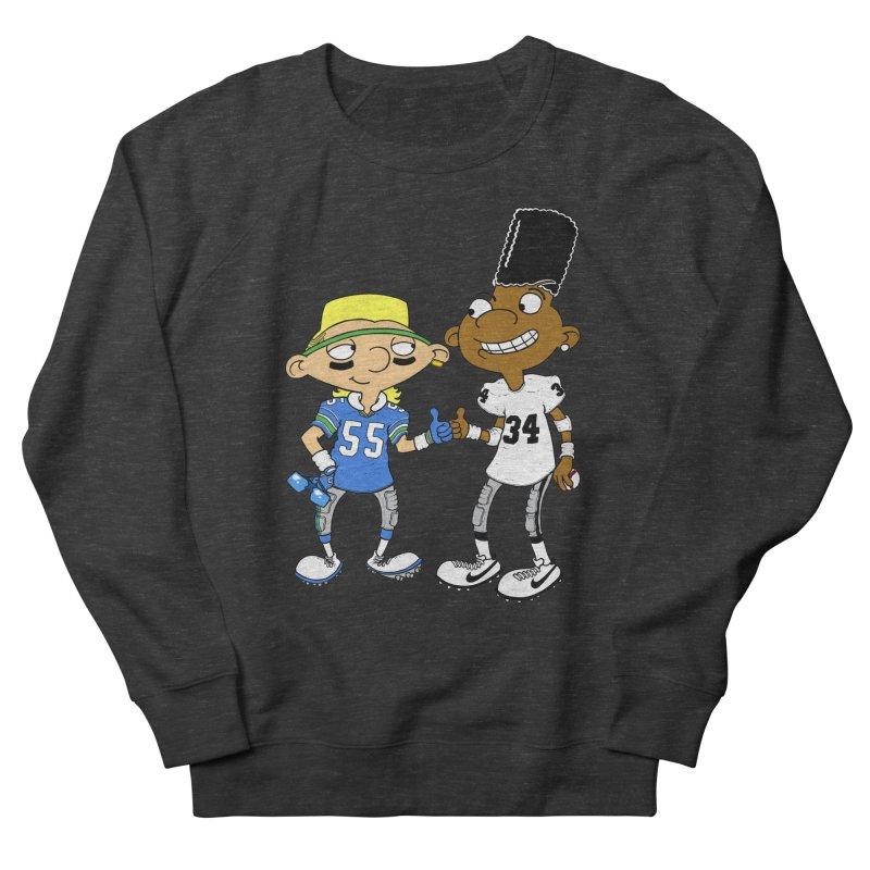 Hey Bo n' Boz Women's Sweatshirt by Adam Ballinger Art