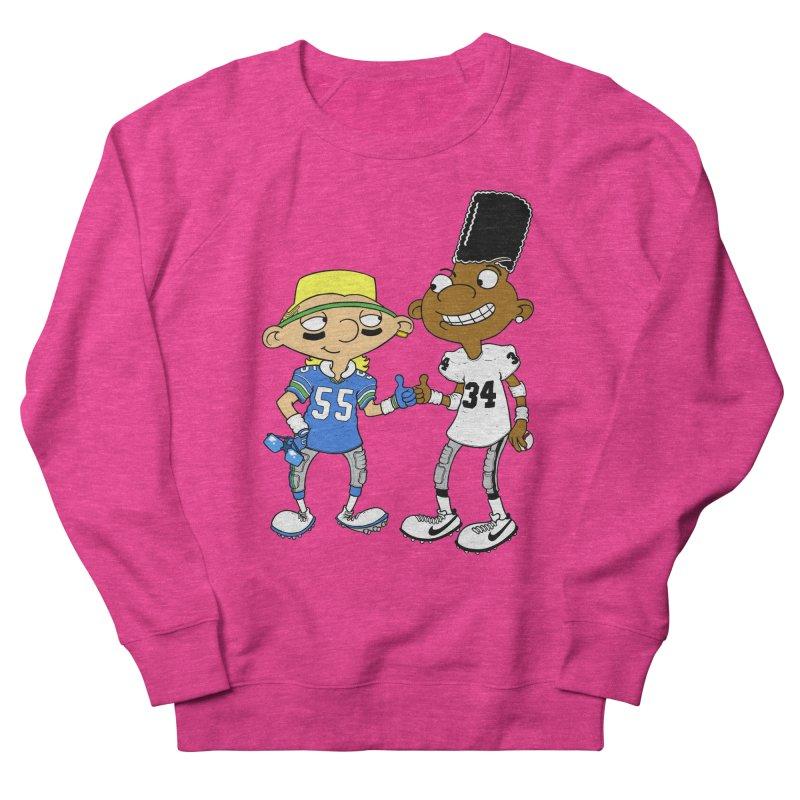 Hey Bo n' Boz Men's Sweatshirt by Adam Ballinger Artist Shop
