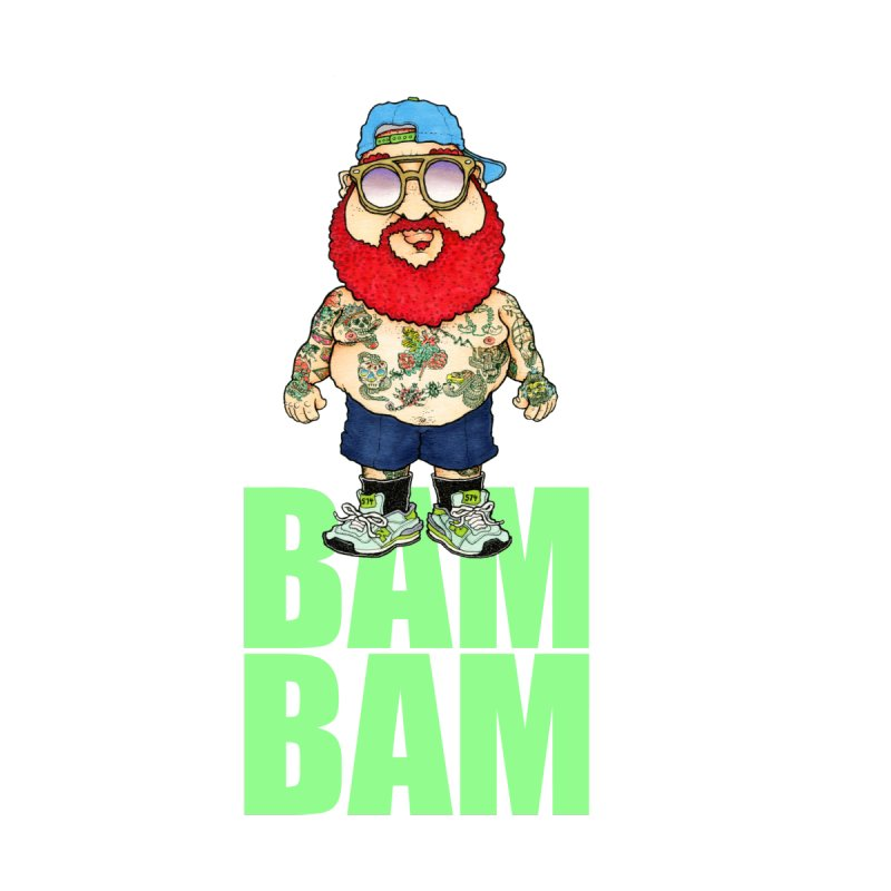 Bam Bam by Adam Ballinger Artist Shop