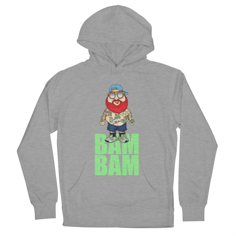 Bam Bam Women's Pullover Hoody by Adam Ballinger Artist Shop