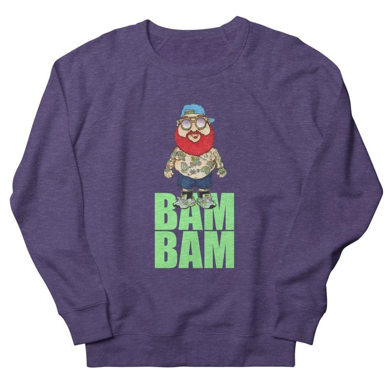 Bam Bam Women's Sweatshirt by Adam Ballinger Artist Shop