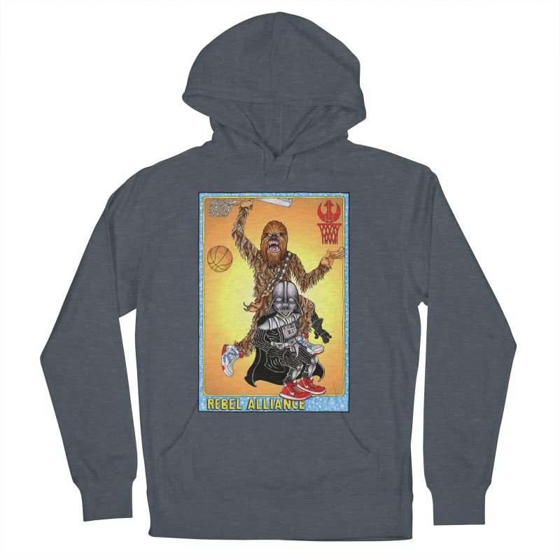Take that Vader! Women's Pullover Hoody by Adam Ballinger Artist Shop
