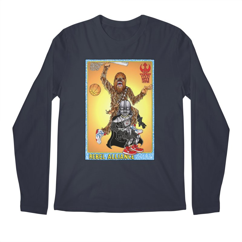 Take that Vader! Men's Longsleeve T-Shirt by Adam Ballinger Artist Shop