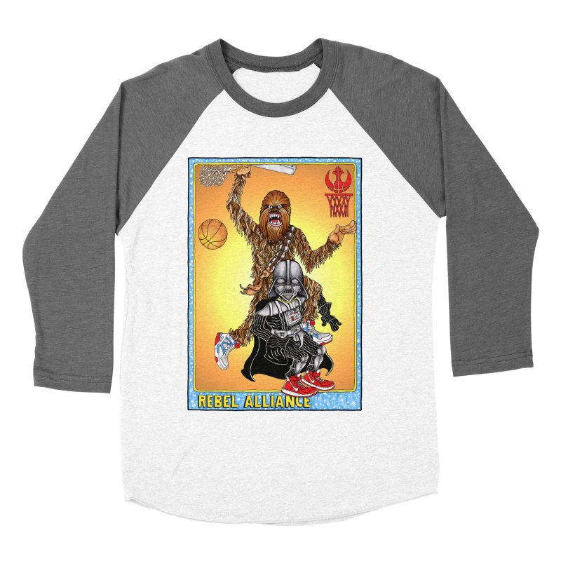 Take that Vader! Women's Baseball Triblend T-Shirt by Adam Ballinger Artist Shop