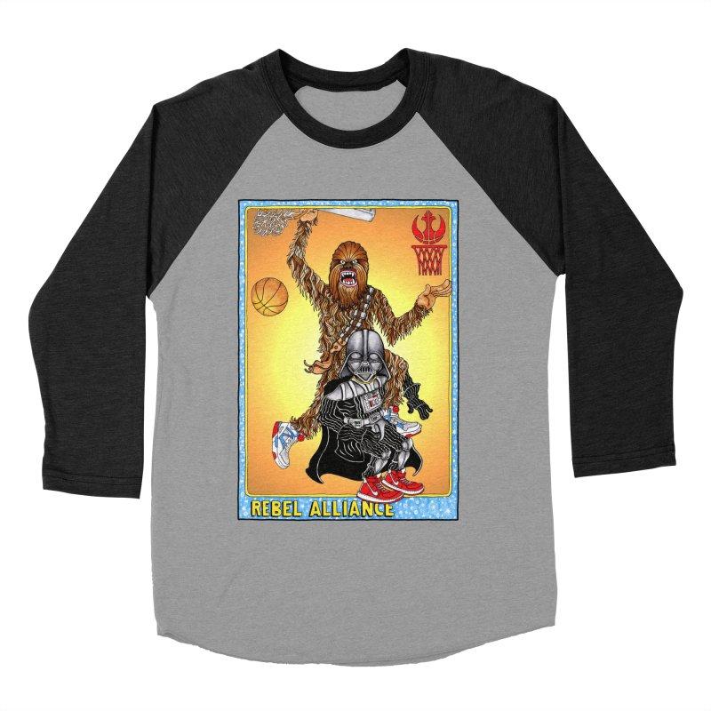 Take that Vader! Women's Baseball Triblend T-Shirt by Adam Ballinger Artist Shop
