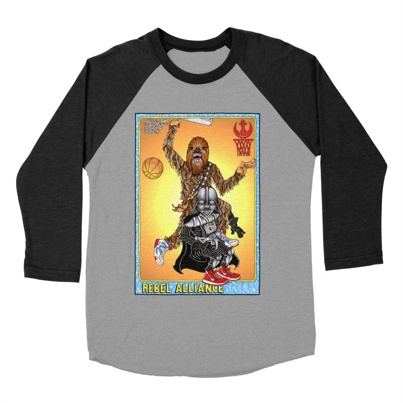 Take that Vader! Men's Baseball Triblend T-Shirt by Adam Ballinger Artist Shop