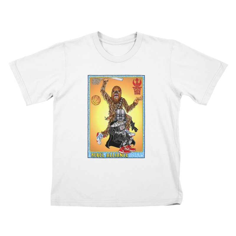 Take that Vader! Kids T-Shirt by Adam Ballinger Artist Shop
