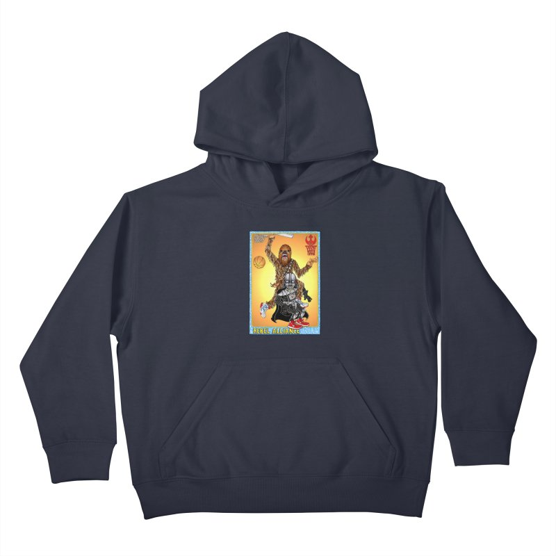 Take that Vader! Kids Pullover Hoody by Adam Ballinger Artist Shop