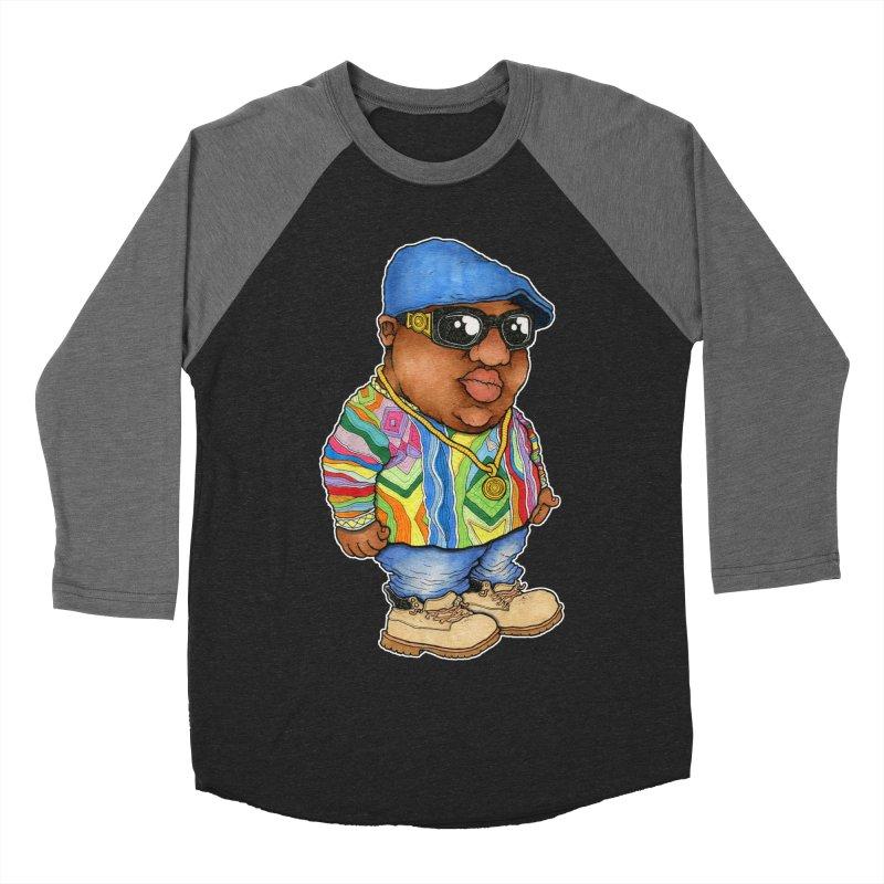It was all a dream... Men's Baseball Triblend T-Shirt by Adam Ballinger Artist Shop