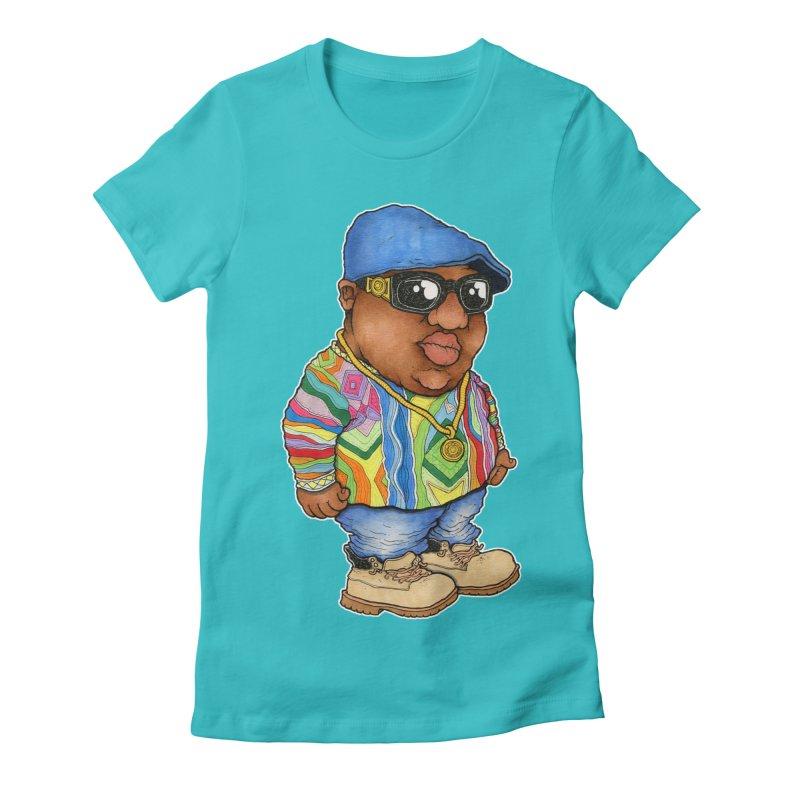 It was all a dream... Women's Fitted T-Shirt by Adam Ballinger Artist Shop