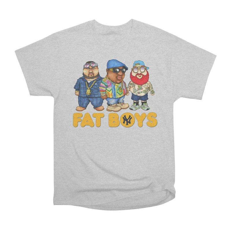 FAT BOYZ Men's Classic T-Shirt by Adam Ballinger Artist Shop