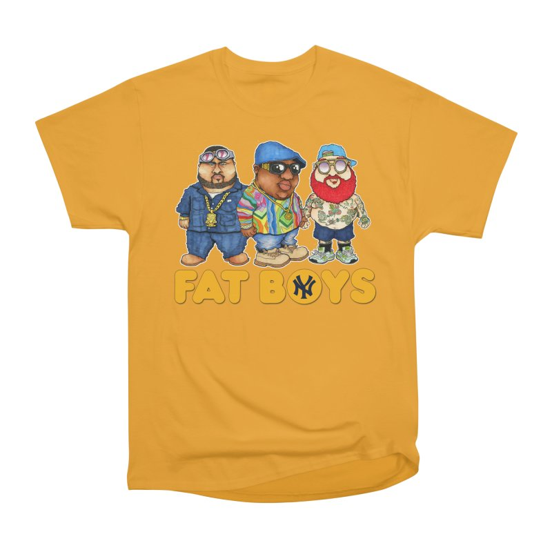 FAT BOYZ Men's Classic T-Shirt by Adam Ballinger Artist Shop